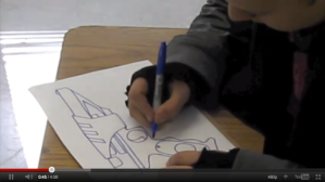 drawing-in-class