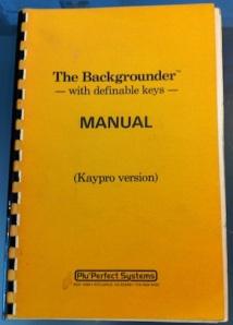 backgrounder-manual