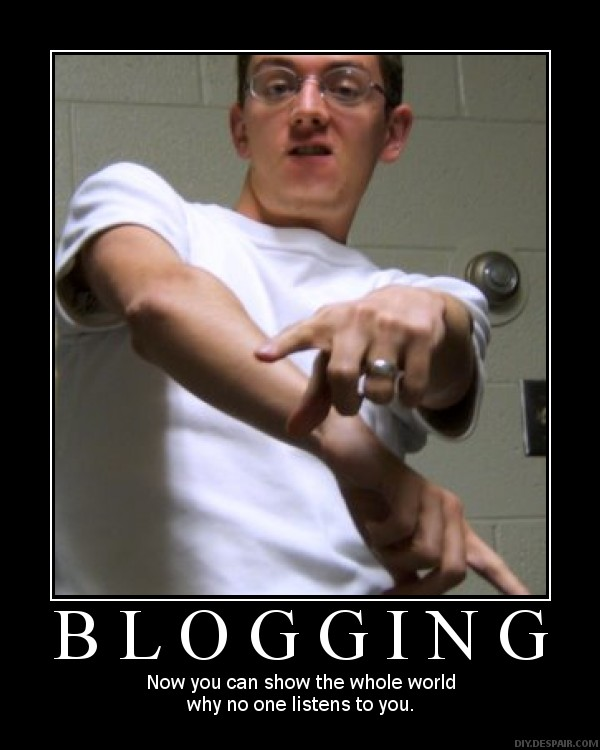Easton Blogging Poster