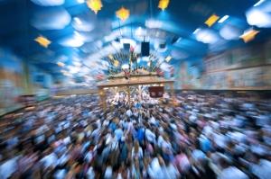 Crowd on Oktoberfest in Bavaria/Microsoft Clipart/iStockphoto