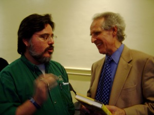 jbb w/ Ben Zander getting book signed