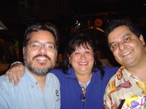 2004 - JBB, Kats & Matt