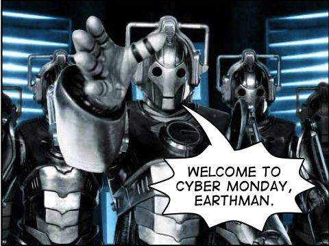 Cyber Monday by Kevin Marks