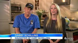 Curt & Gabby Schilling (ABC News)