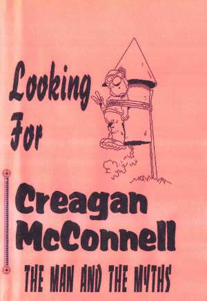 1994 Looking For Creagan McConnell-VHS cover
