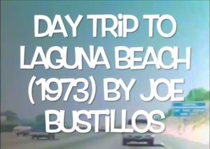 Day Trip to Laguna Beach