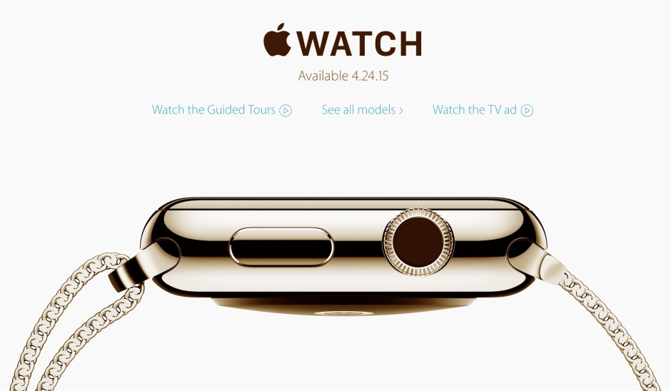 gold-applewatch
